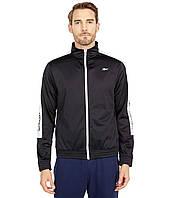 Спортивна куртка Reebok Training Essentials Logo Track Jacket Black Оригінал