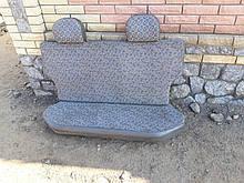 Сидіння заднє ЗАЗ 1102 Таврия 1103 Славута 1105 Дана в зборі в отл упоряд бу