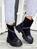 Ботинки женские Royal Blue 7499-28, фото 3