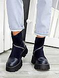 Ботинки женские Royal Blue 7499-28, фото 4