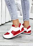 Кроссовки кожаные Red Cat 7516-28, фото 2
