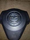 Б/у подушка безопасности водія для легкового авто Mazda 3 , фото 2