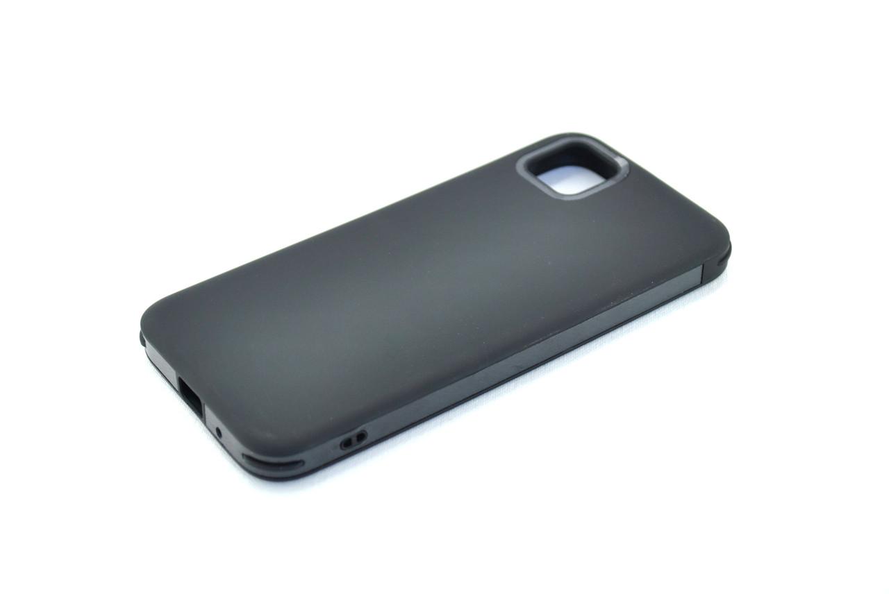 Чехол Huawei Y8P (2020) / PSmart S Silicon Victory Black