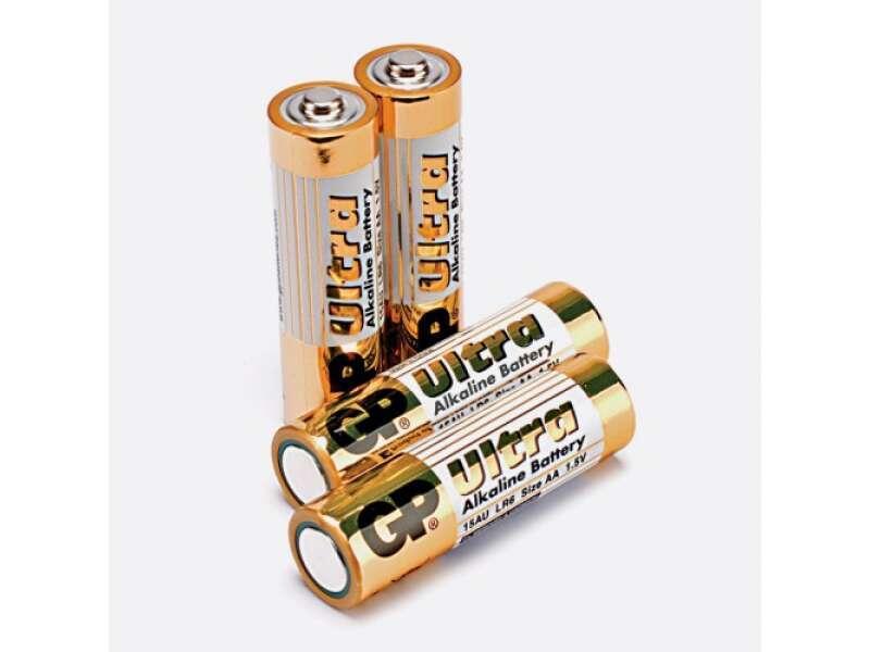 Батарейка Alkaline Energycell LR6 АА 1,5V (2 pcs)