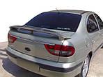 Renault Megane I 1996-2004 рр. Спойлер Исикли (під фарбування)