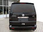 Volkswagen T5 Multivan 2003-2010 рр. Задня цілісна накладка Gecme-model (під фарбування)