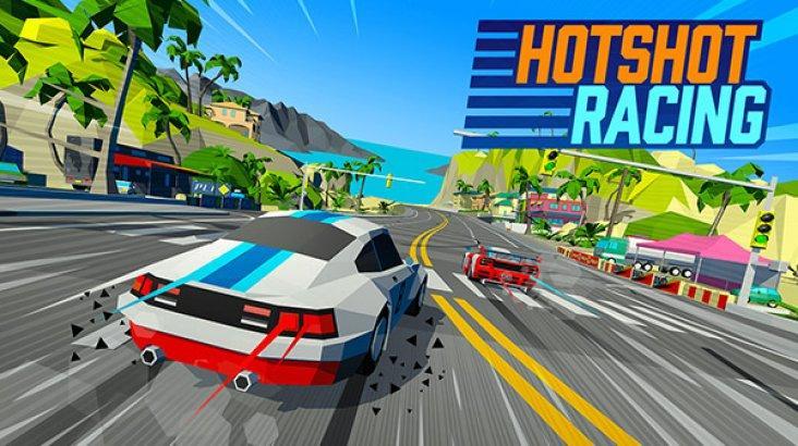 Hotshot Racing ключ активации ПК