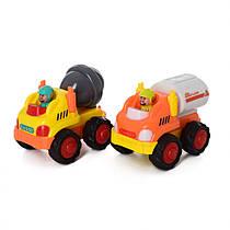 Набор машинок 164 (Оранжевый)