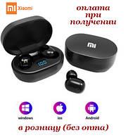 Бездротові Bluetooth навушники вакуумні Xiaomi Redmi AirDots 2 pro TWS з зарядним боксом LEDв роздріб СТЕРЕО, фото 1