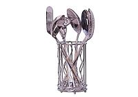 Набір кухонного приладдя 7 предметів з нержавіючої сталі Kamille KM-5231, фото 1