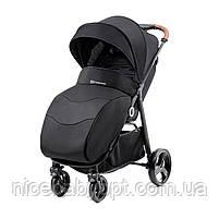Прогулянкова коляска Kinderkraft Grande Black, фото 3