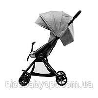 Прогулочная коляска Kinderkraft Lite Up Gray (KKWLITUGRY0000), фото 2