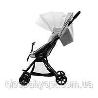 Прогулочная коляска Kinderkraft Lite Up Gray (KKWLITUGRY0000), фото 4