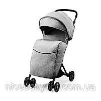 Прогулочная коляска Kinderkraft Lite Up Gray (KKWLITUGRY0000), фото 6