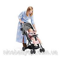 Прогулочная коляска Kinderkraft Lite Up Gray (KKWLITUGRY0000), фото 9