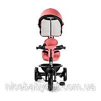 Триколісний велосипед Babytiger Fly Coral (BTRFLYCRL00000), фото 5