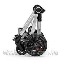 Универсальная коляска 3 в 1 Kinderkraft Veo Gray (KKWVEOGRY30000), фото 5