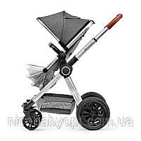 Универсальная коляска 3 в 1 Kinderkraft Veo Gray (KKWVEOGRY30000), фото 8