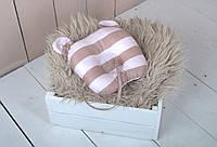 """Детская подушка для новорожденных """"Мишкины ушки"""""""