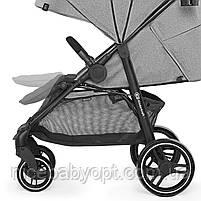 Прогулянкова коляска Kinderkraft Grande City Grey (KKWGCITGRY0000), фото 7