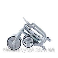 Трехколесный велосипед Kinderkraft Jazz Denim (KKRJAZZDEN0000), фото 10