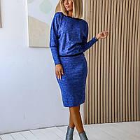 Женское платье ангора  Батал  48-50, 50-52