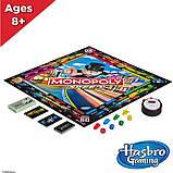 Hasbro Игра настольная Монополия Гонка E7033 Monopoly Speed Board Game, фото 4