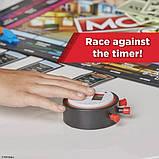 Hasbro Игра настольная Монополия Гонка E7033 Monopoly Speed Board Game, фото 3