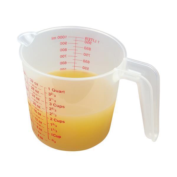 Мерный стакан со шкалой Edu-Toys 1 л (CM108)