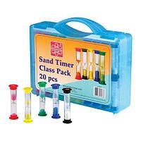 Набор песочных часов Edu-Toys на класс, 20 шт. (GM188)