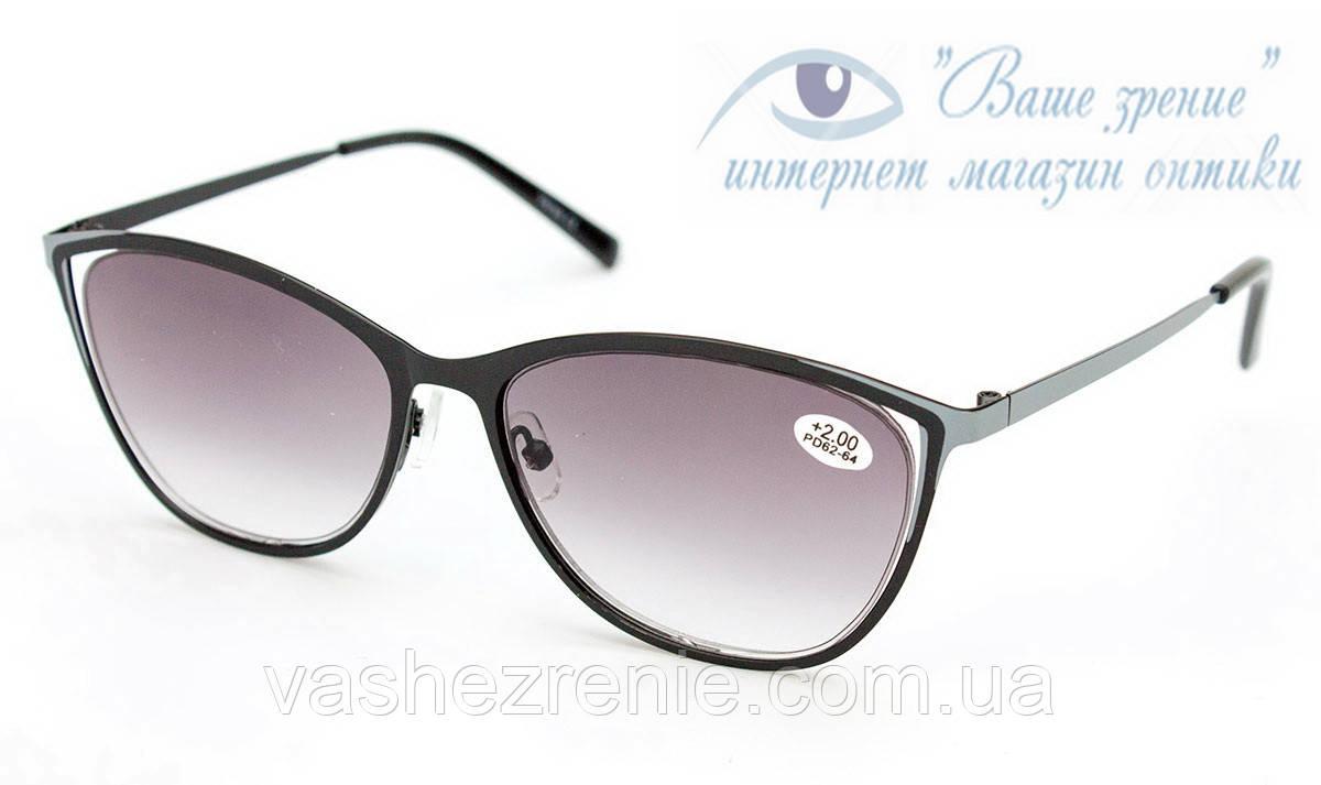 Очки женские для зрения +/- Код:2824