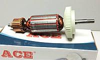 Якорь (ротор) для болгарки Фиолент 125 МШУ 2-9-125 ( 152*32 / посадка 8 )