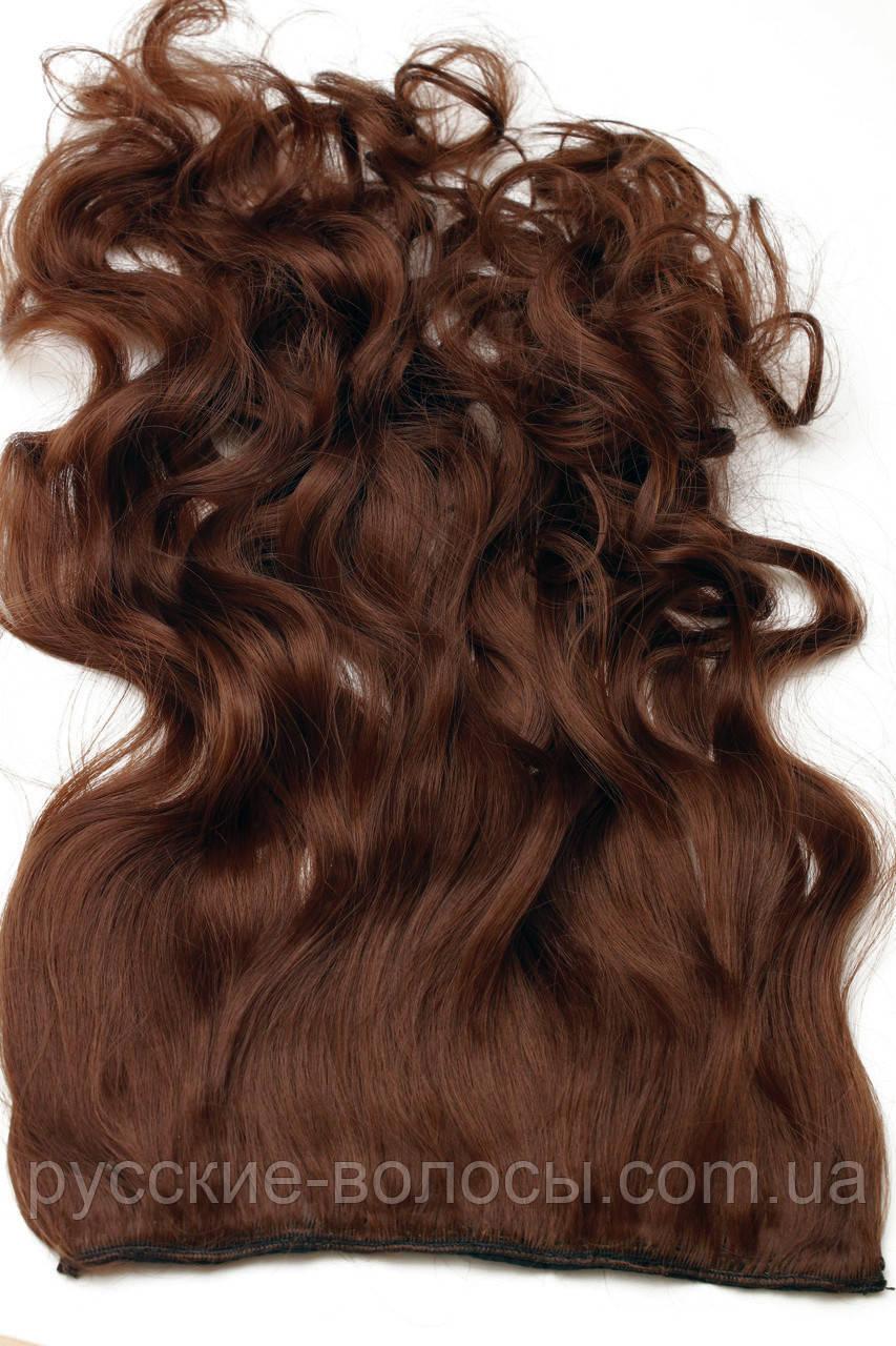 Штучне волосся на заколках