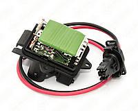 Резистор регулятора скорости вращения вентилятора +AC на Renault Trafic II 2001->2014 Thermotec - DER007TT