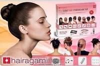Оригинальный набор заколок для волос Hairagami Хэагами (комплект 7шт.)