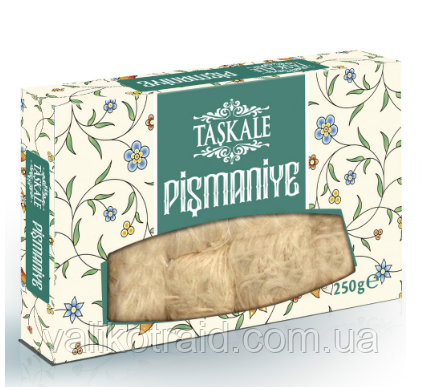 Пишмание тверда Taskale , 250 гр, закінчується термін реалізації