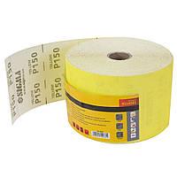 Наждачная бумага рулон 115мм×50м P150