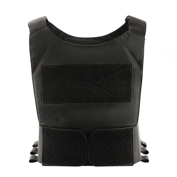 M-Tac чехол бронежилета низкопрофильный Black Medium