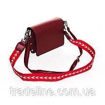 Сумка Женская Классическая иск-кожа FASHION 7-05 819 red, фото 2