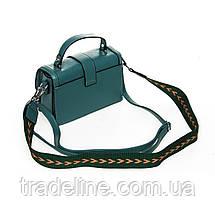 Сумка Женская Классическая иск-кожа FASHION 7-05 9716 green, фото 2