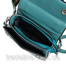 Сумка Женская Классическая иск-кожа FASHION 7-05 9716 green, фото 3