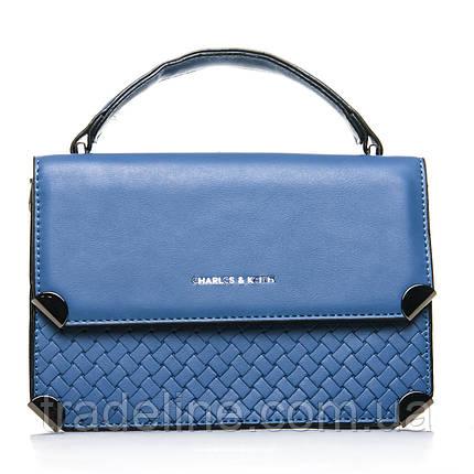 Сумка Женская Классическая иск-кожа FASHION 7-05 9833 blue, фото 2