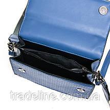 Сумка Женская Классическая иск-кожа FASHION 7-05 9833 blue, фото 3