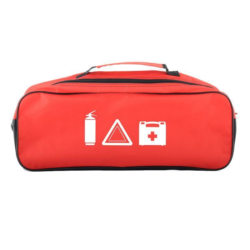 Сумка органайзер (пустая) - красный (1 отдел 44,8х11,8х18,8 см)