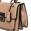 PODIUM Сумка Женская Классическая иск-кожа FASHION 7-05 1070 khaki, фото 2