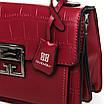 PODIUM Сумка Женская Классическая иск-кожа FASHION 7-05 1070 red, фото 2