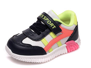 Кроссовки Weestep R927053021 DB ROZ 24 16см Разноцветный