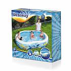 Bestway Детский надувной бассейн Bestway 54118 (262х157х46 см), фото 4
