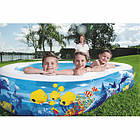 Bestway Детский надувной бассейн Bestway 54118 (262х157х46 см), фото 5