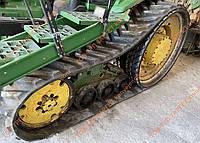 Обрезинивание колес для тяжелой сельхозтехники